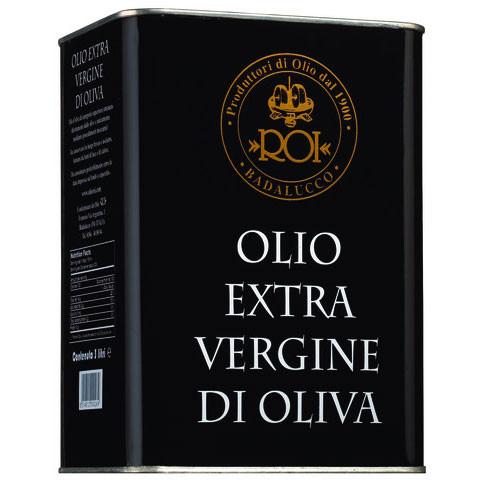 Olivenöl, sortenrein, Taggiasca, Riviera dei Fiori Kanister 3 l