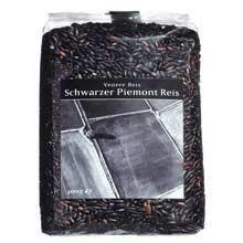 Schwarzer Piemont Reis