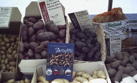 #Tartuffli´s Kartoffel-Raritätenpakete