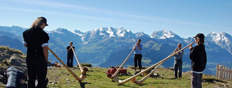 Immaterielles Kulturerbe Schweiz