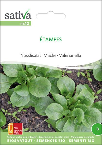 Feldsalat ETAMPES (demeter Biosaagut /PSR)
