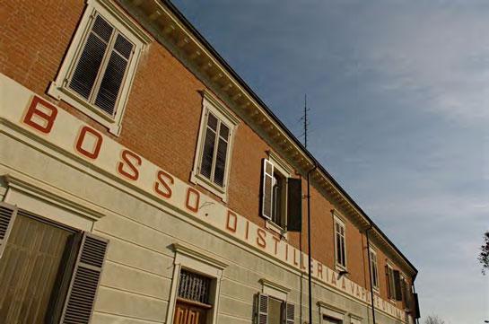 Grapperia Bosso/ Piemont
