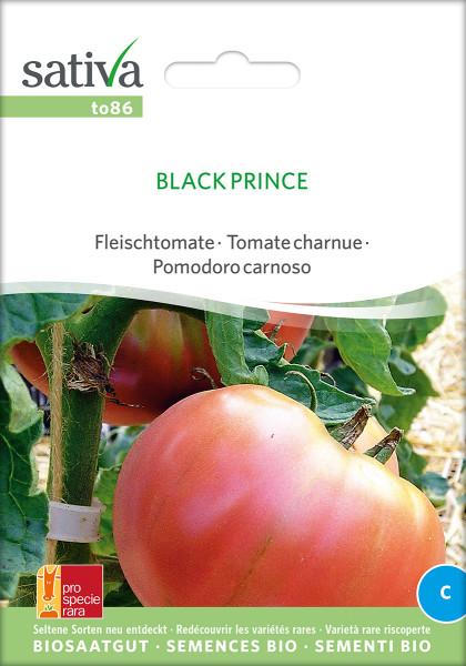 Fleischtomate Black Prince (demeter Sortenrarität/PSR)