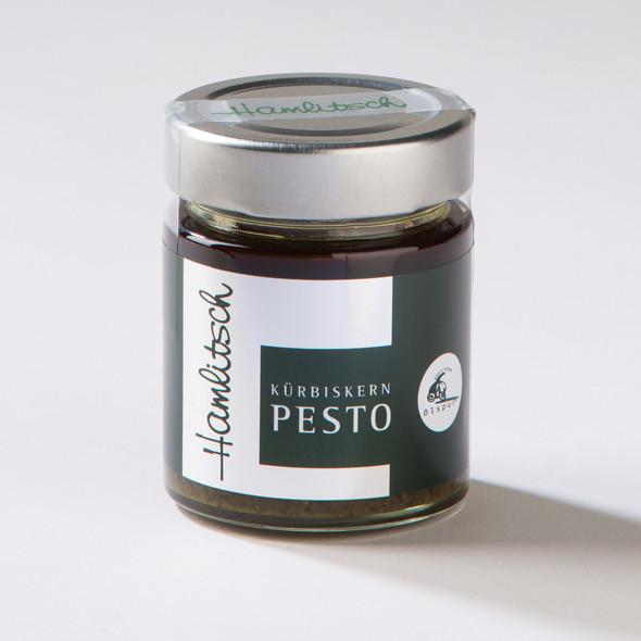 Kürbiskern Pesto aus der Steiermark