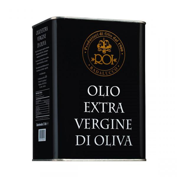 Olio extra vergine Monocultivar Taggiasca 3 l