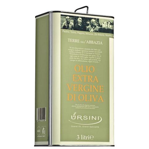 Olivenöl Terre dell'Abbazia, Abruzzen (3l Kanister)