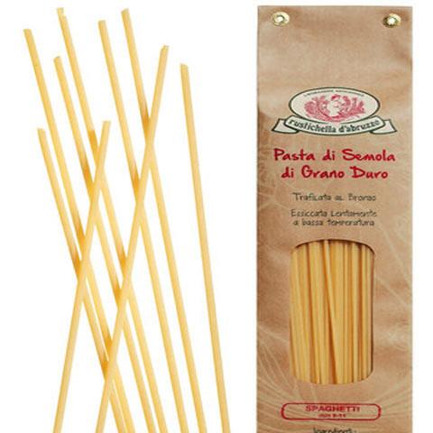 Spaghetti, der Klassiker aus den Abruzzen