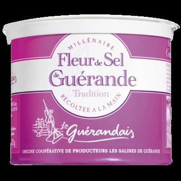 Fleur de Sel de Guérande g.g.A. - aus der Bretagne