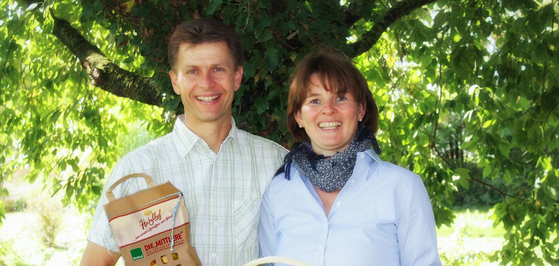 Biolandhof Andreas und Dorothee Hatzl, Esting Oberbayern
