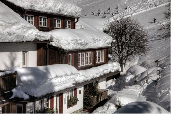 »Berghotel Ladinia« - Corvara, Südtirol