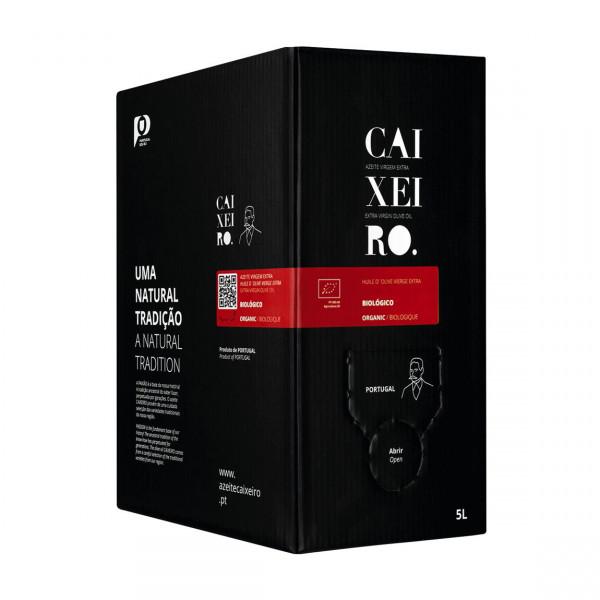 Olivenöl, nativ, Caixeiro, 5l Bag-in-Box (Bio) Soresa, Portugal