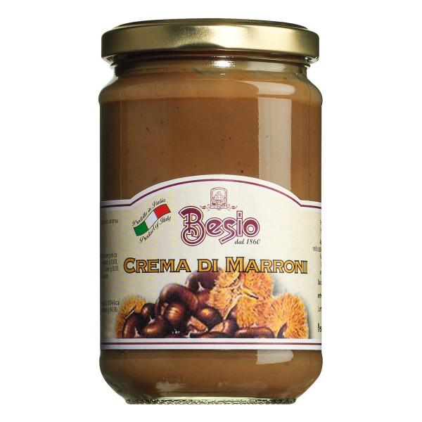 Crema Di Marroni aus Ligurien