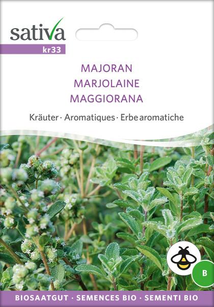 Majoran (Bio-Satgut)
