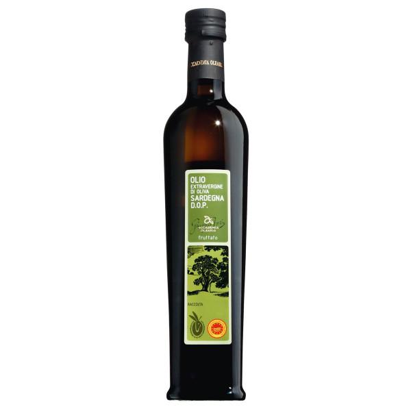Olio extra vergine Sardegna DOP, Riserva, Sardinien
