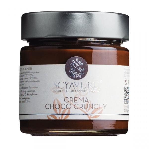 Crema Choco Crunchy