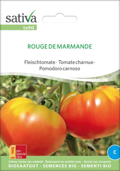 Tomate ROUGE DE MARMANDE (demeter-Sortenrarität/PSR)